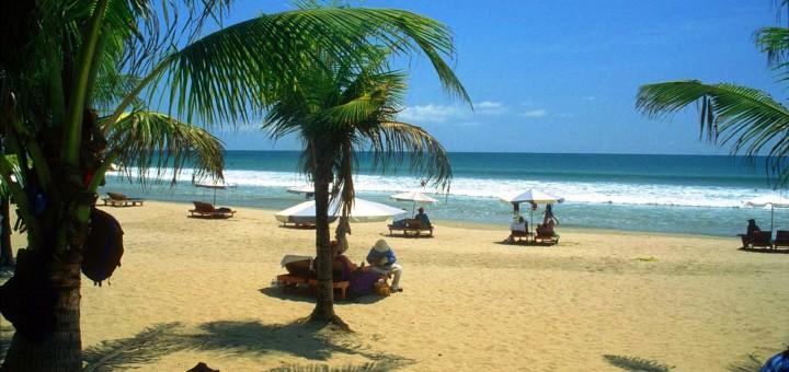 Kuta Bali Beach Bali, Food Travelogue